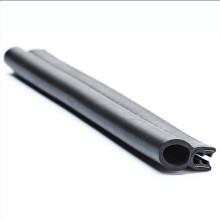 U-shaped side bubble top foam steel sheet with steel sealing EPDM rubber strip