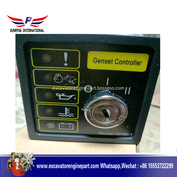 Deep Sea Genset Controller Dse501k Generator Controller