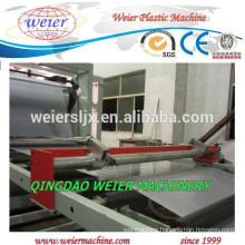 1000mm width of PP PE plastic sheets making machinery