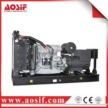 Générateur 480KW / 600KVA 50hz avec moteur Perkins 2806C-E18TAG1A fabriqué au Royaume-Uni