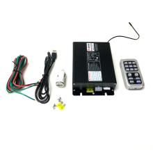 Ambulance Emergency Electric Horn 100W 200W 300W Remote Control Wireless Police Siren 400W With Microphone