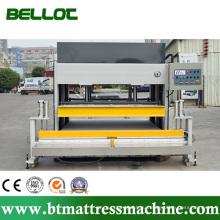 Автоматическое матрас компрессора или нажатия машина