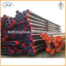 API 5CT J55 K55 N80 L80 P110 tuyau et tuyau d'enveloppe