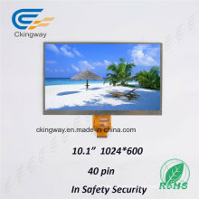 Ckingway 10.1 High Resolutions LCD Wide Screen Bunte Display Transparente TFT LCD Display