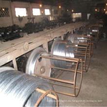 Hierro galvanizado caliente del hierro del precio bajo para el alambre del clavo