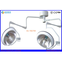 Best Selling Qualified Shadowless Cold Double Halogen Ceiling Operating Lamps