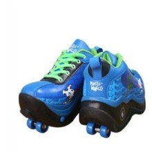 Roller Skate Shoe with CE Approvals (YV-HS01)