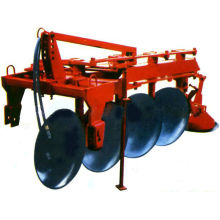 1LY(SX)-525 hydraulic double way reversible disc plough