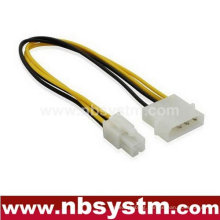 SATA 3pin to 4pin power cable