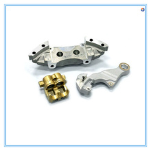 Hardware Parts Sand Casting Parts Made of Iron, Brass
