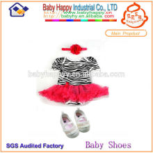 Dropship new model stock baby tutu dress Birthday