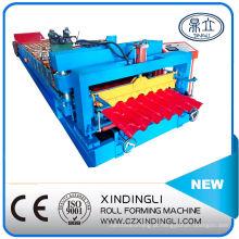 Máquina formadora de chapa de aço laminada a frio