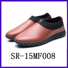 Noble Großhandel Schuhe Slip auf Schuhe PU oberen Schuhe für Männer