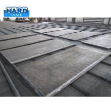 Placa de aço resistente ao desgaste abrasivo anti-baixa tensão