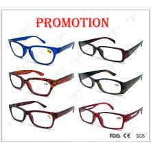 Горячие продажи Pin шарнир Promotion очки для чтения (PR-1)