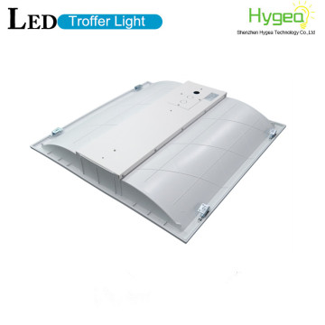 0-10V dimmable 2x2ft 36w LED Troffer Lights