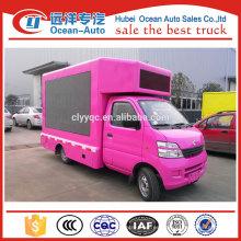 Nuevo camión móvil digital para la venta