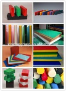 China produce HDPE double color plastic sheet