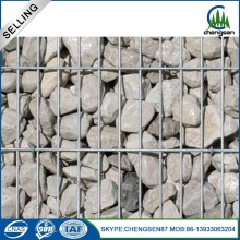 Security Army bastion welded gabion box