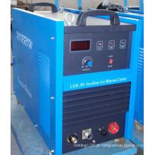 Cortador do plasma do gás do inversor de IGBT (LGK-100)