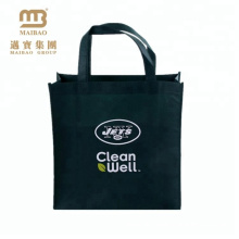 GSM customized screen printing non woven fabric eco shopping bag wholesales