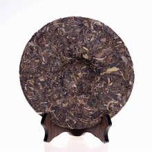Dez anos velho grau 4 cru Puer chá orgânico de Yunnan