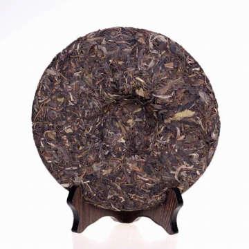 Zehn Jahre alte Klasse 4 Bio roh Puer Tee aus Yunnan