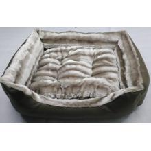 Camurça Cheap Pet Bed para Cães, Dog Supply