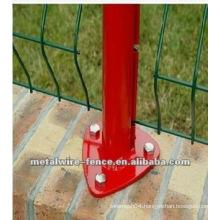 Anping China high quality PVC spraying fence posts