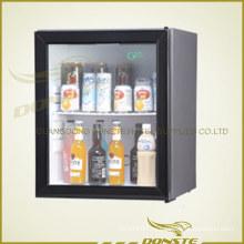 Обычные стеклянные дверные карманные холодильники