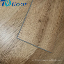 Wood Surface PVC Vinyl Plank Floor with Click Design