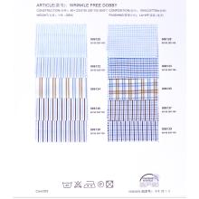 custom design 100% Baumwolle Hemdstoff für den Sommer