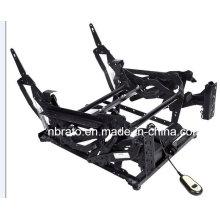 Single Manual Furniture Recliner Mechanism