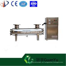 Agua del grifo esterilización / esterilización líquida / esterilización del agua equipo tratamiento de agua