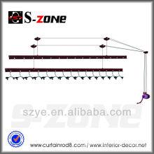 SZ12-08 Energy saving metal lifting clothes drying rack hanger