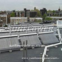 Calentador de agua solar de tubería de calor