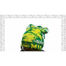 Chapeau Bonnet tricoté de style nouveau avec motif Cartoon (1-3585)