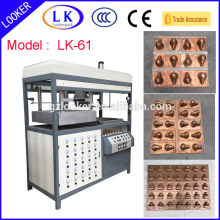 CE plastic vacuum forming machine for cake box/tray