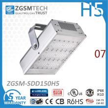 150W Philips Lumileds 3030 LED Tunnel de lumière garantie 5 ans