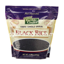 Black Rice Packing Bag/Stand up Rice Bag
