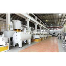 Machine verticale de mélange en plastique pour le PVC