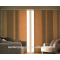 Hot Selling Fashion vertical Panel Track Blinds/curtains
