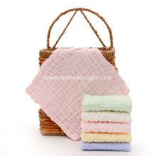Pure Cotton Newborn baby Feeding Saliva Towel