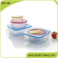 3-Compartment Bento Lunch Box