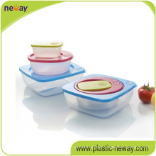 3-Compartment Bento Lunch Box