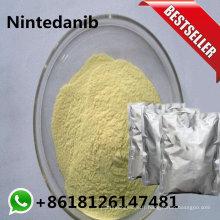 99.8% pur poudre de nintedanib CAS 656247-17-5 traiter le poumon Ipf Intedanib