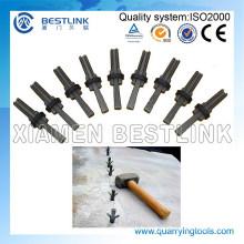 Concrete Breaking Manual Splitter Plug&Feathers