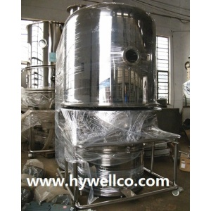 Wet Granules High Efficiency Fluidizing Dryer