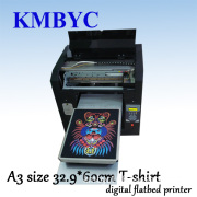 A3 Size High Speed T Shirt Printing Machinery