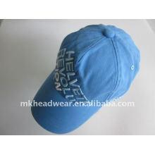 3D бейсбольные кепки вышивки